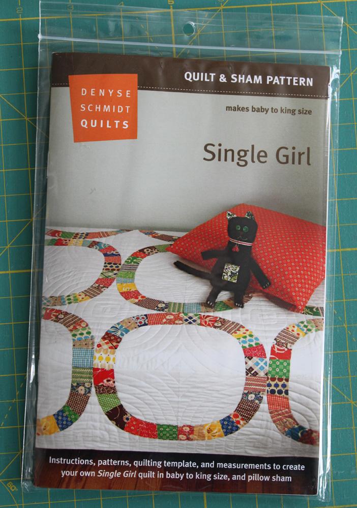 single girl by denyse schmidt