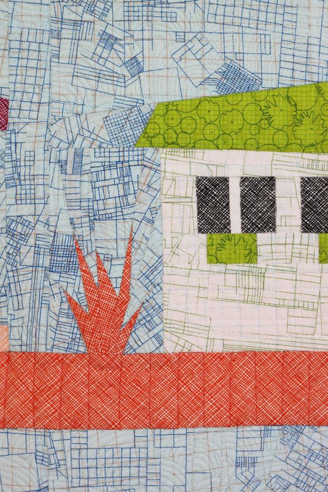 the local quilt by carolyn friedlander