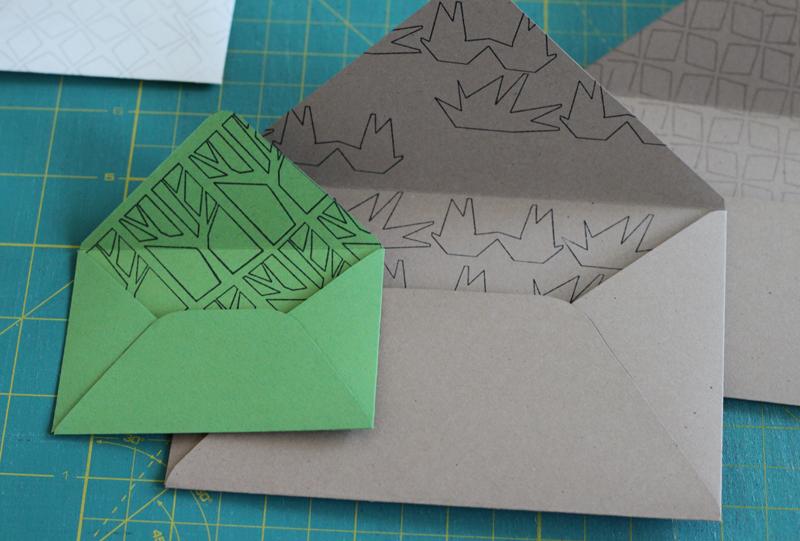 stamped envelopes_carolyn friedlander