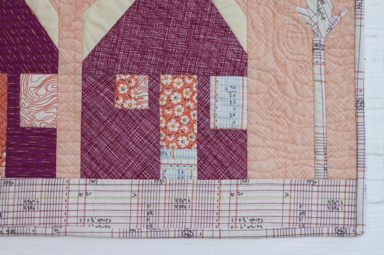 local quilt_plum detail_carolyn friedlander