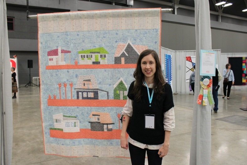 First QuiltCon Awards