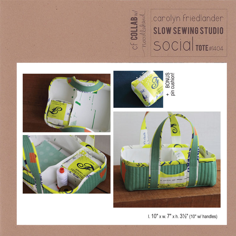 social front cover_slow sewing studio