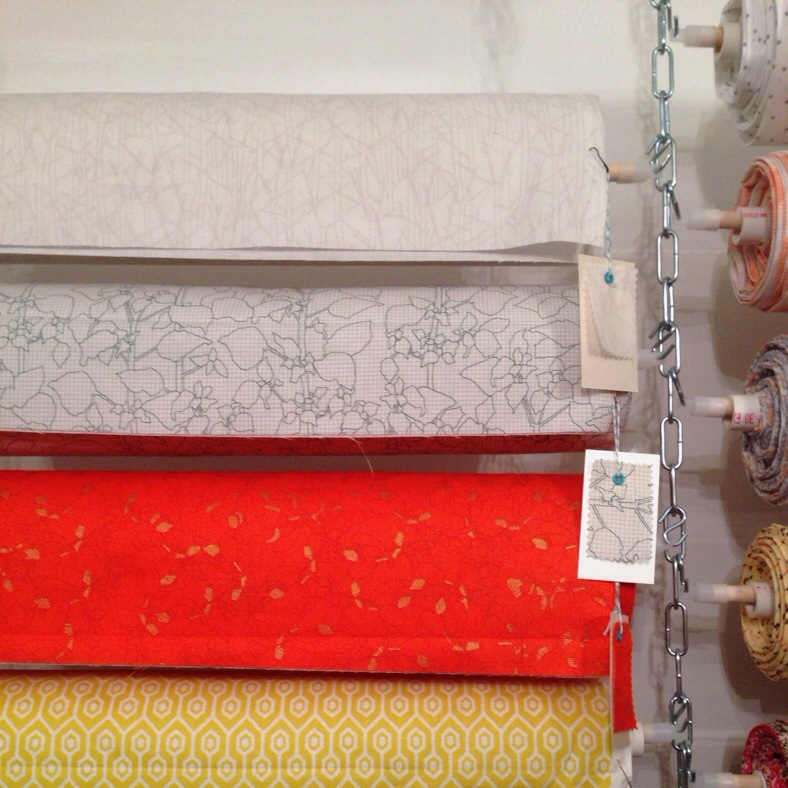 Botanics at the Fabric Studio