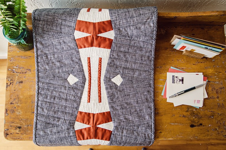 Emphasis quilt_stripe_carolyn friedlander