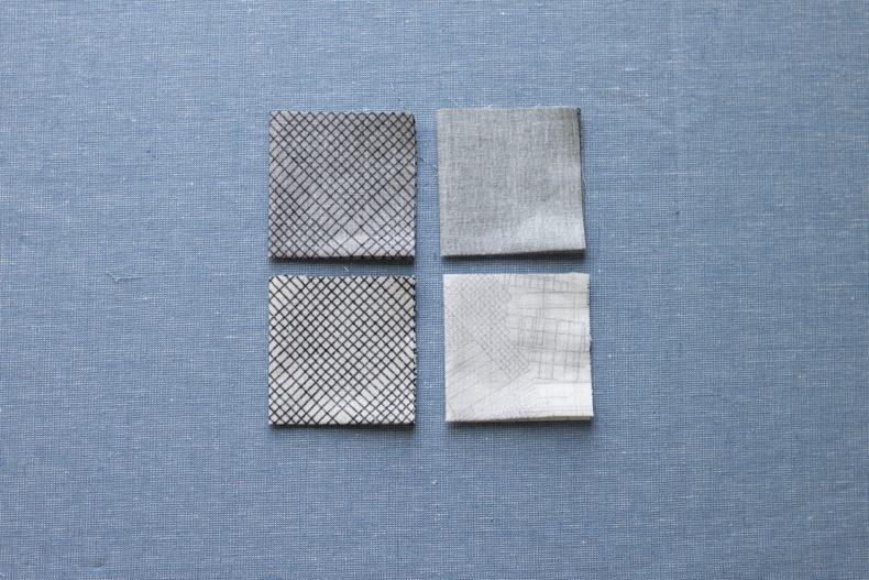 fold fabric coast fronts . carolyn friedlander