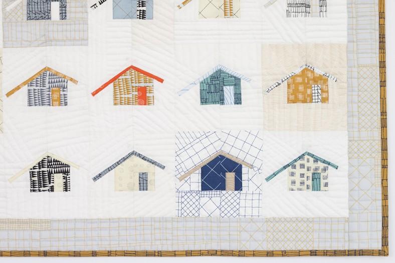Doe Outhouse Quilt detail_carolyn friedlander