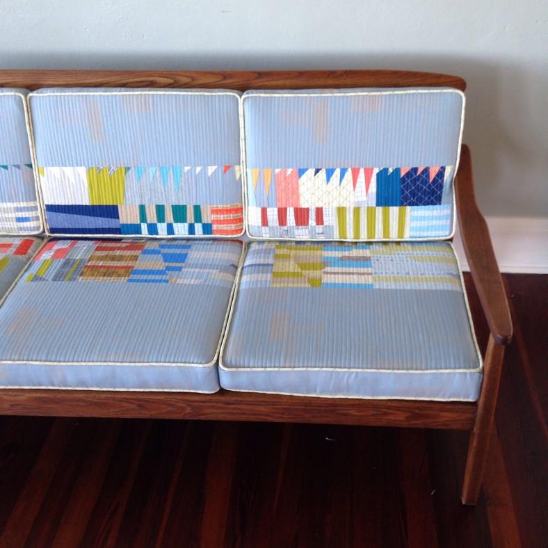 Doe Couch pieced side_Carolyn Friedlander