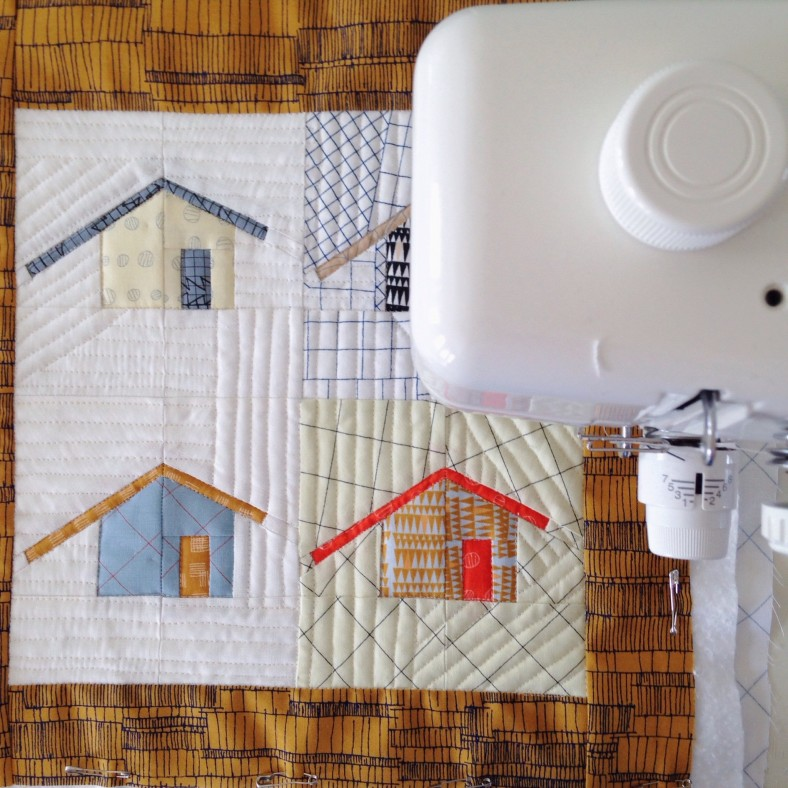 Outhouse Quilting_Carolyn Friedlander