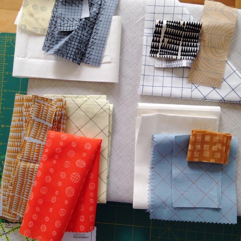 Doe Fabric Pull and Audition_Carolyn Friedlander