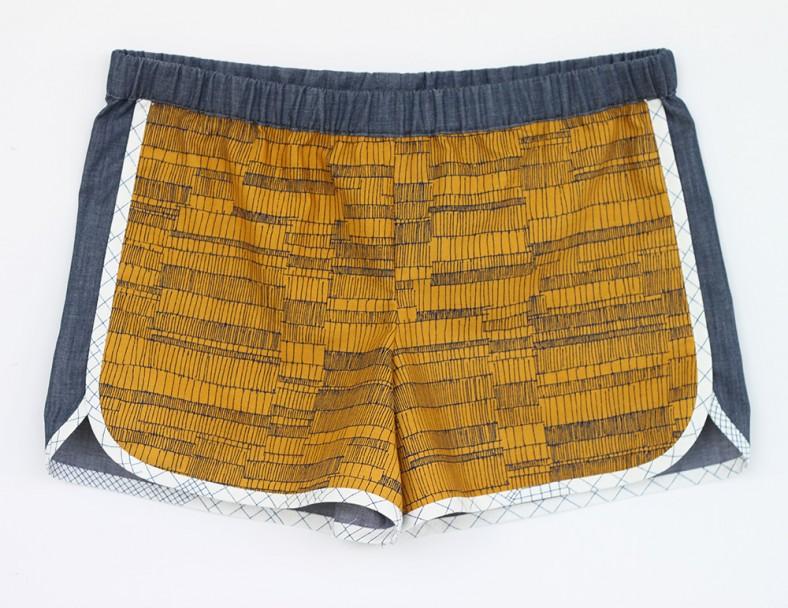 doe city gym shorts_carolyn friedlander