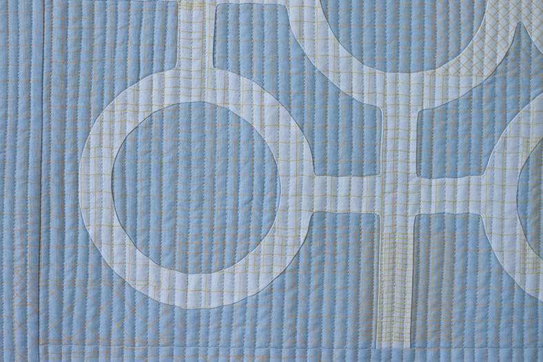 doe couch quilt_circle lattice detail 2_carolyn friedlander