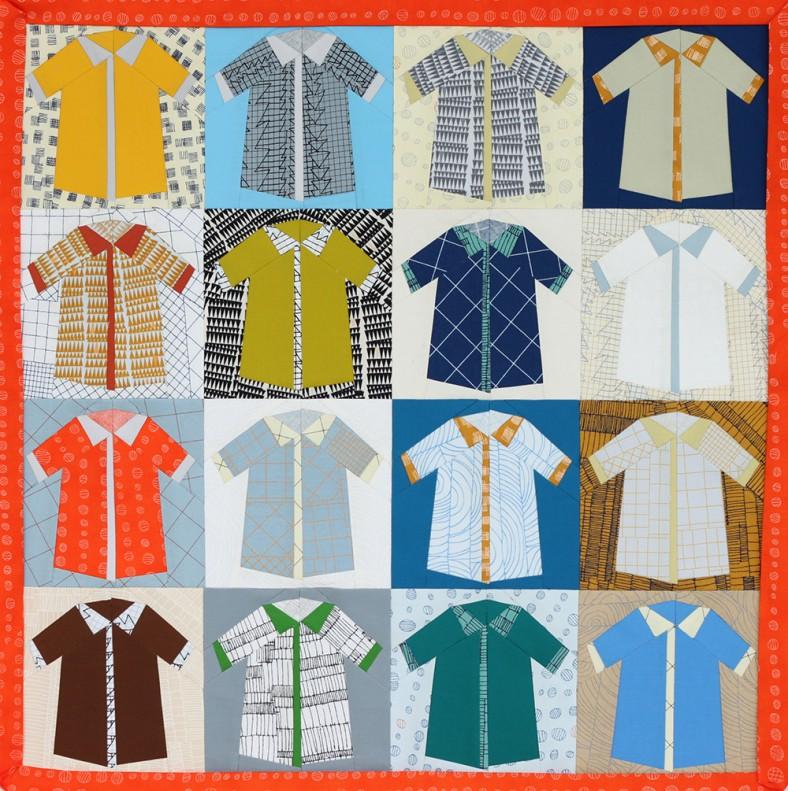doe shirts quilt_carolyn friedlander