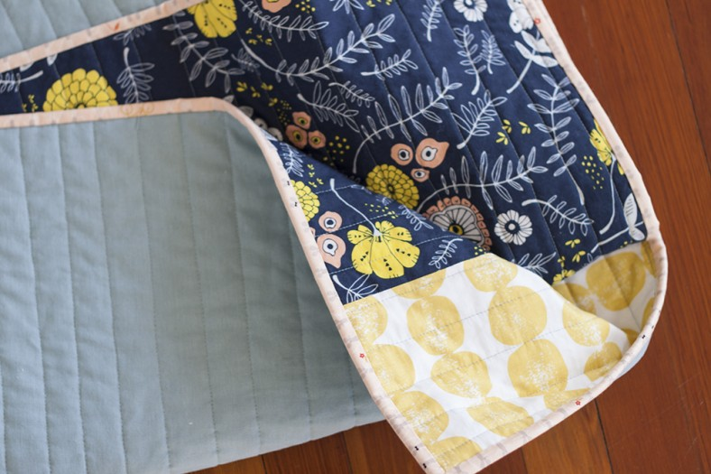 Totem quilt for Laurie_8_Carolyn Friedlander