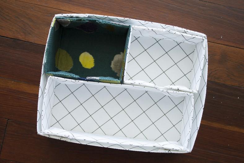 black white and nani iro nesting boxes_carolyn friedlander