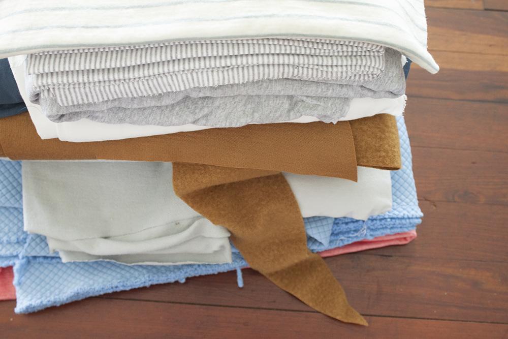 pile of knit fabric_carolyn friedlander