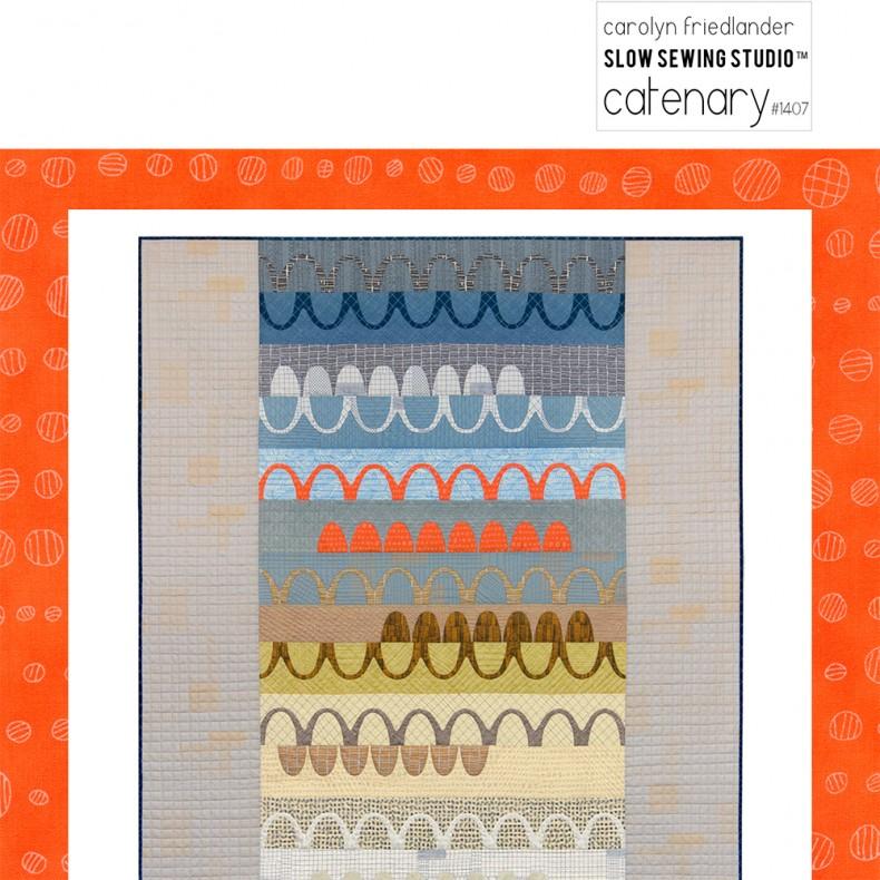 Catenary Quilt Pattern snapshot_Carolyn Friedlander
