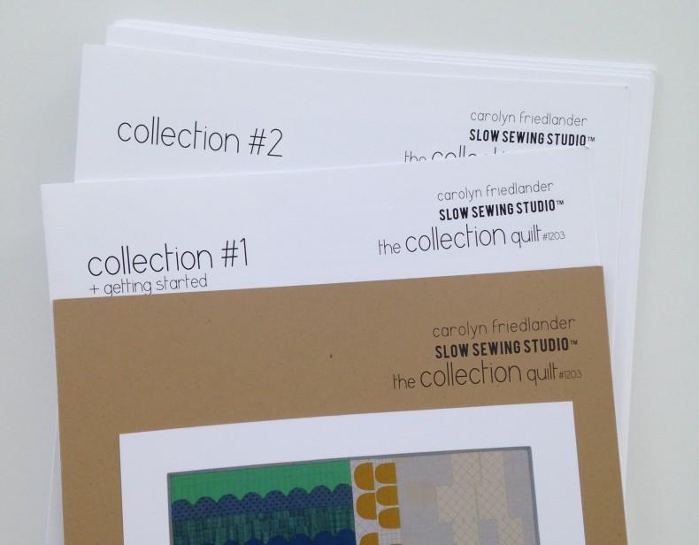 The Collection Quilt pattern blocks_carolyn friedlander