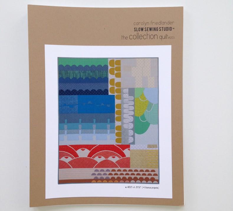 collection quilt pattern_carolyn friedlander