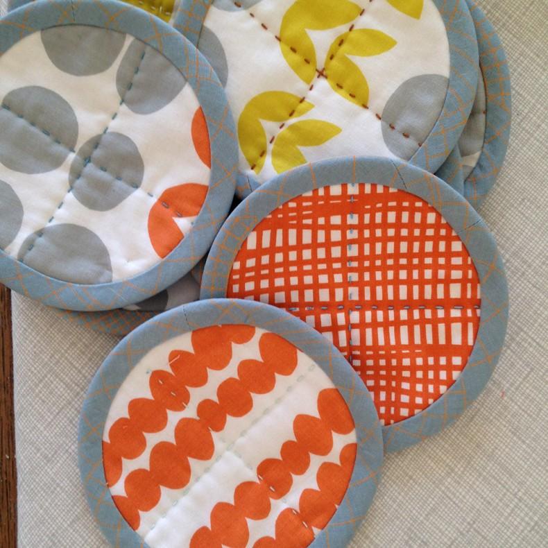 big stitch coasters_1_carolyn friedlander