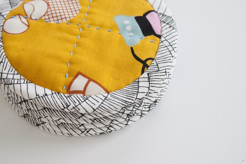 doe big stitch coasters_6_carolyn friedlander