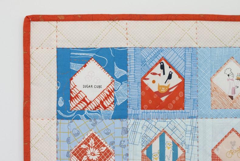 Fussy Cut Envelopes_detail_Carolyn Friedlander