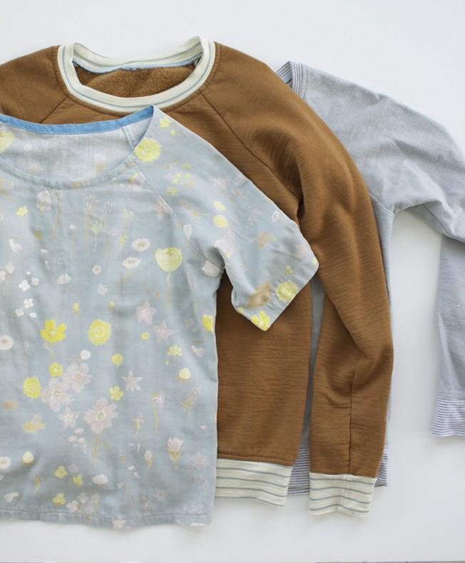 linden sweatshirts . carolyn friedlander