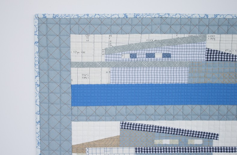 austin houses quilt pattern . carolyn friedlander