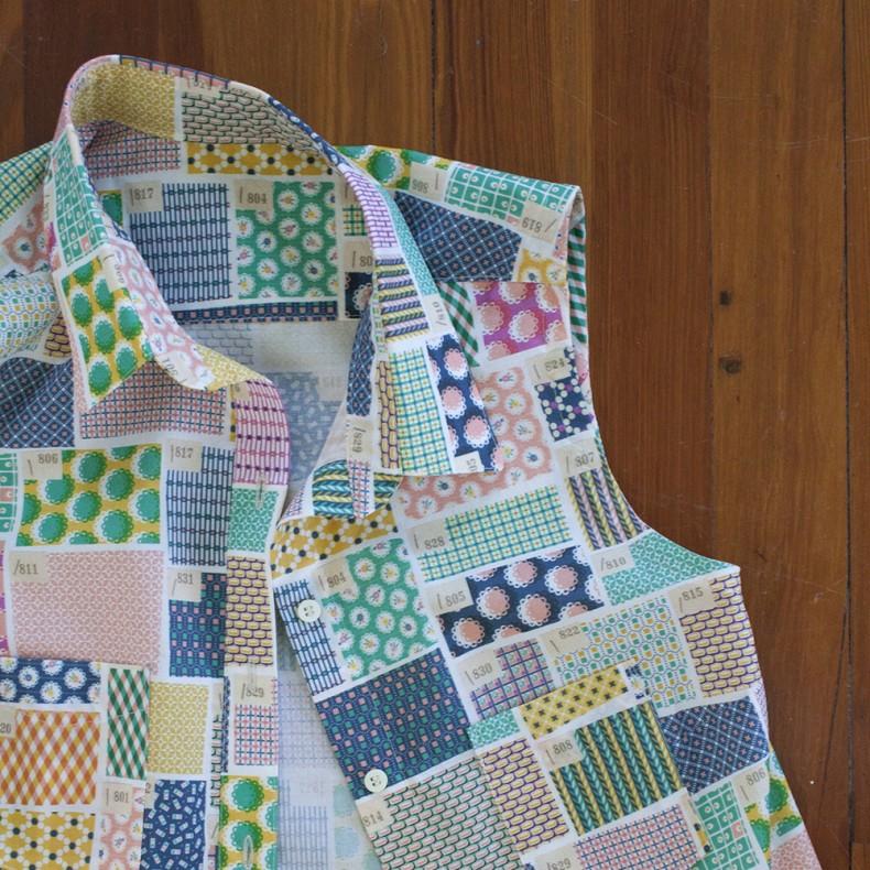 spoonflower alder shirt . carolyn friedlander