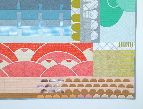 the collection quilt . carolyn friedlander