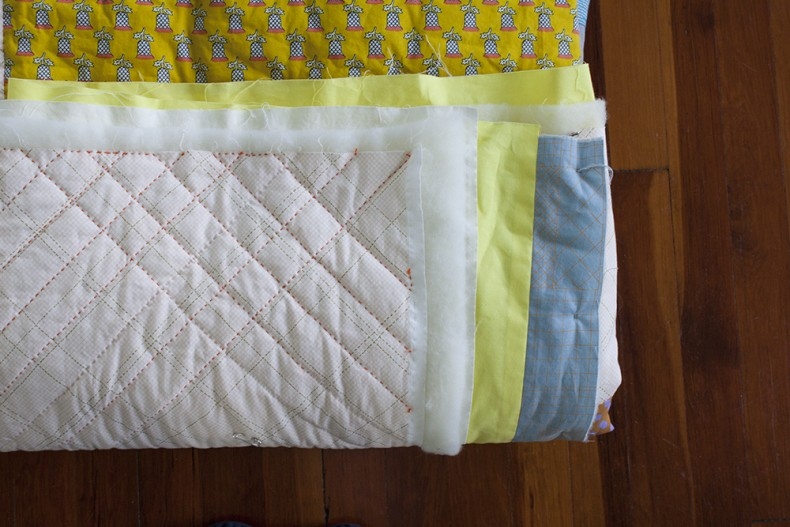 Scrappy Collection Quilt . Carolyn Friedlander