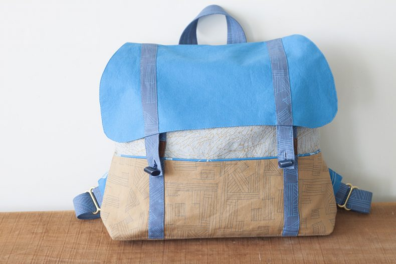 Euclid Cooper Backpack . Carolyn Friedlander