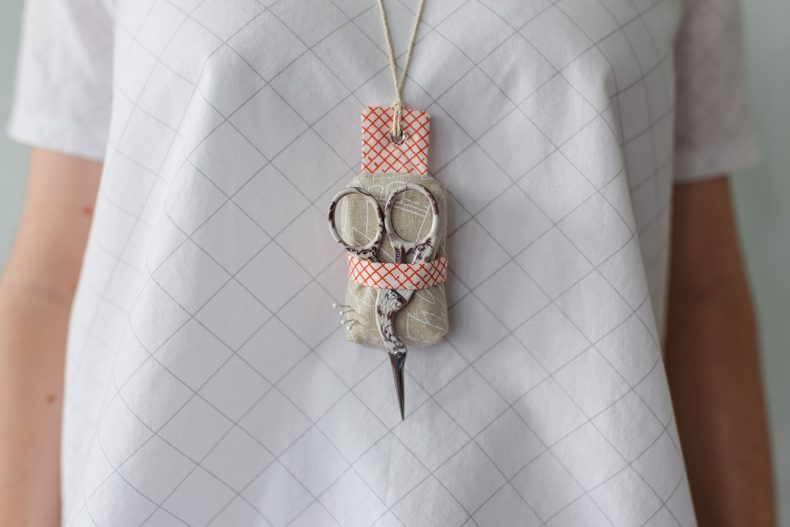 Crew Pincushion Pattern . Carolyn Friedlander