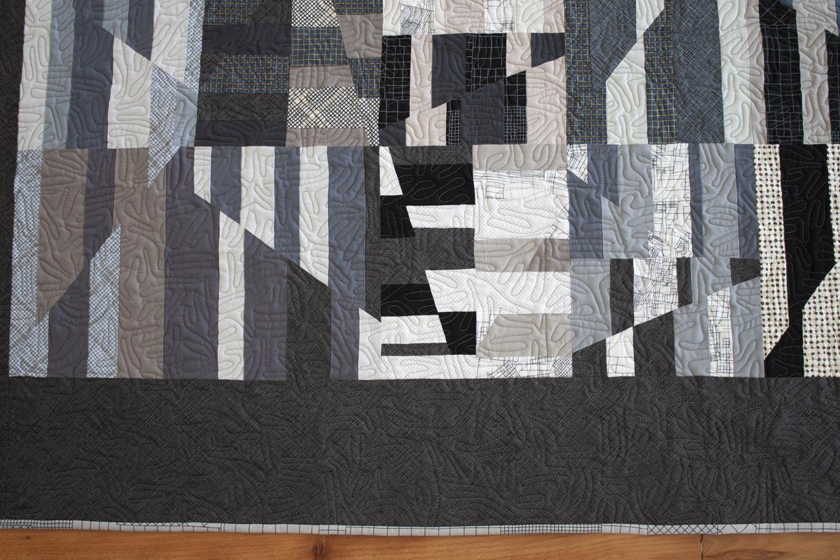 aerial quilt . carolyn friedlander