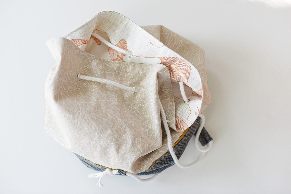 Seabrook Bags in Euclid . Carolyn Friedlander
