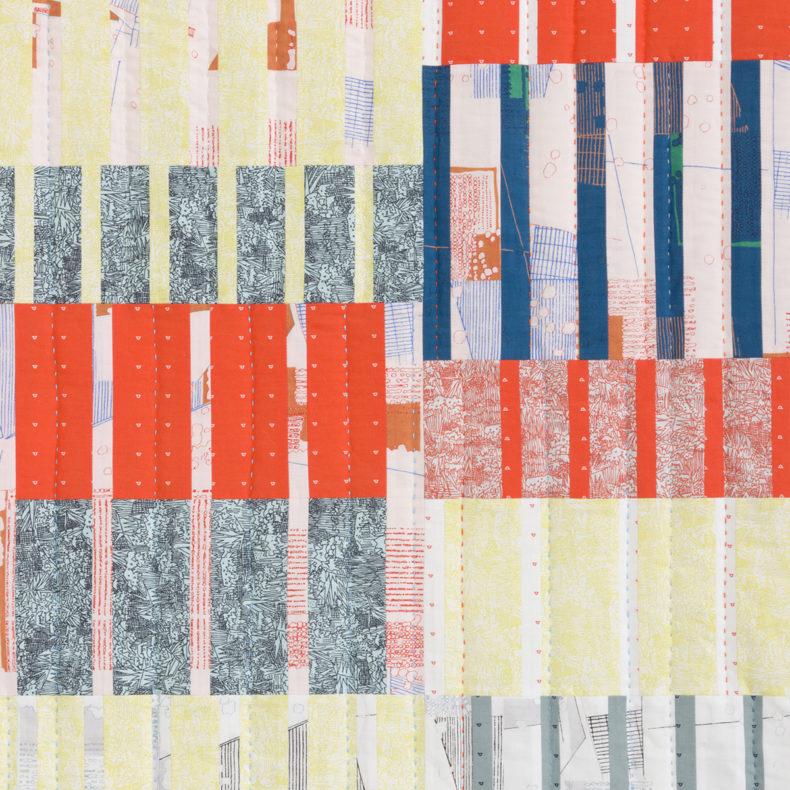 Morris Quilt . Carolyn Friedlander