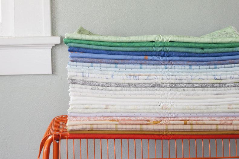 Friedlander fabric . Carolyn Friedlander