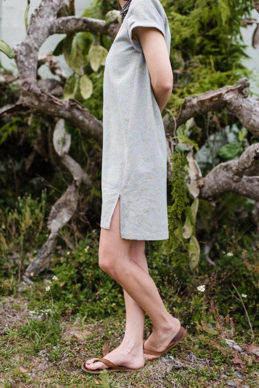 Euclid Inari Tee Dress . Carolyn Friedlander