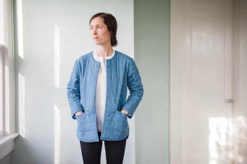 Euclid Tamarack Jacket . Carolyn Friedlander