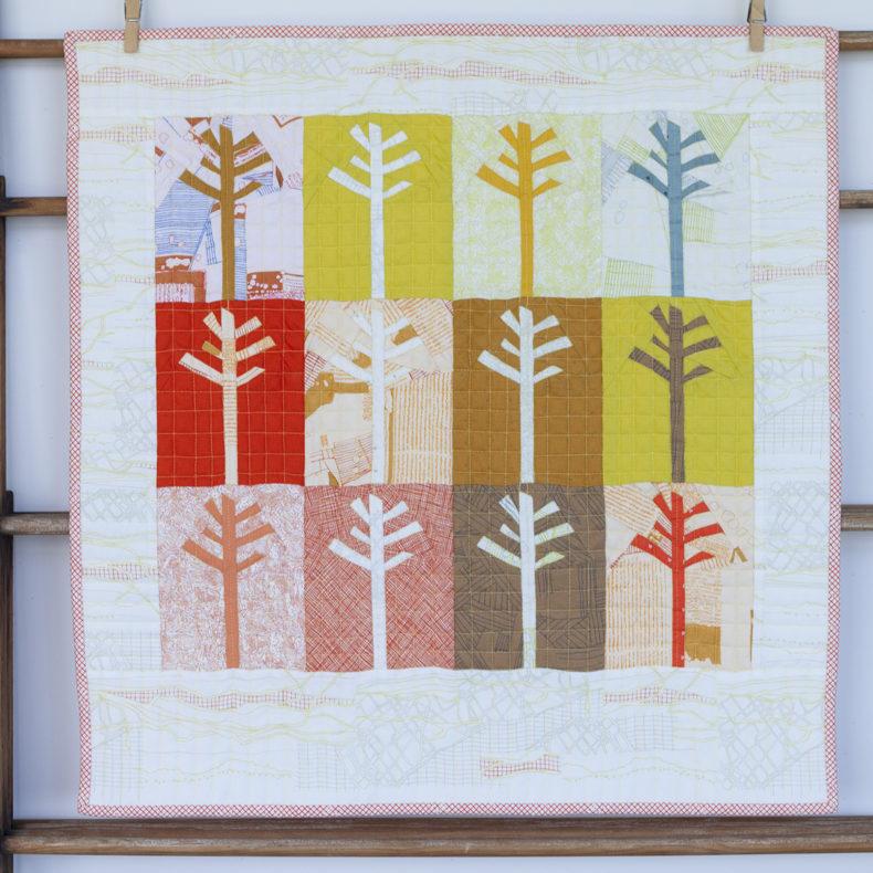 Big Pine Quilt . Carolyn Friedlander