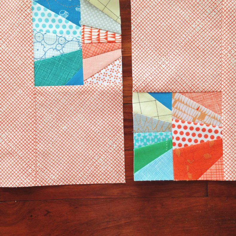 Polk Blocks . Carolyn Friedlander