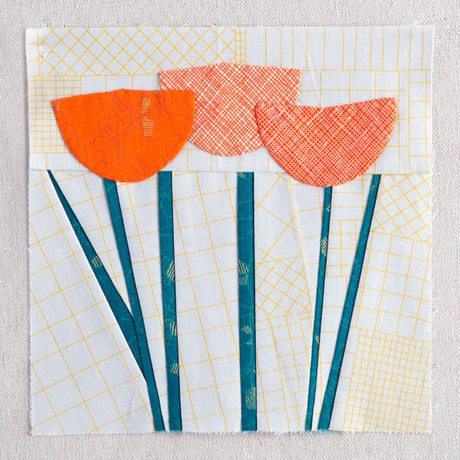 Minna Block . Carolyn Friedlander