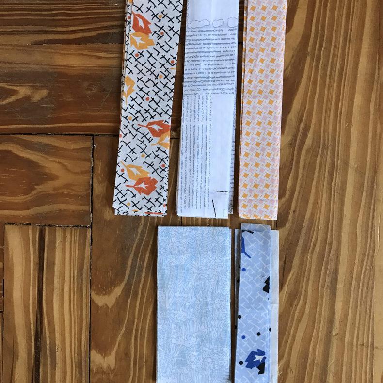 Baby Morris Lawn quilt . carolyn friedlander