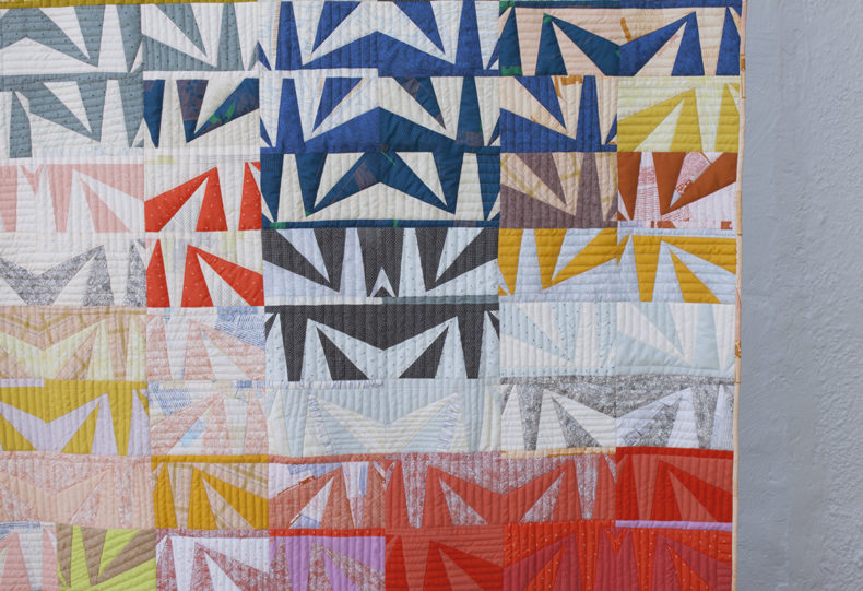 Eads Quilt . Carolyn Friedlander