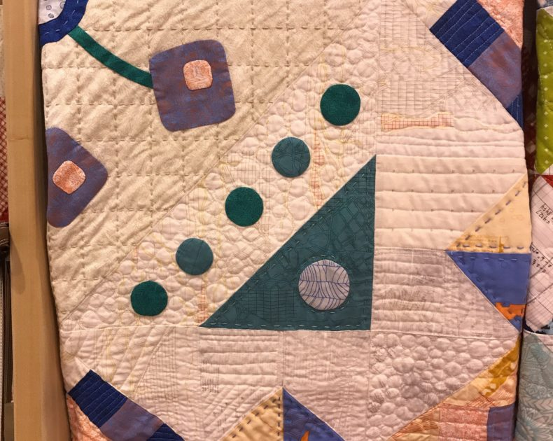 Spring Quilt Market 2017 . May Chappell