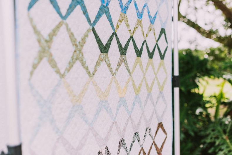 Sessoms Throw Quilt Pattern . Carolyn Friedlander