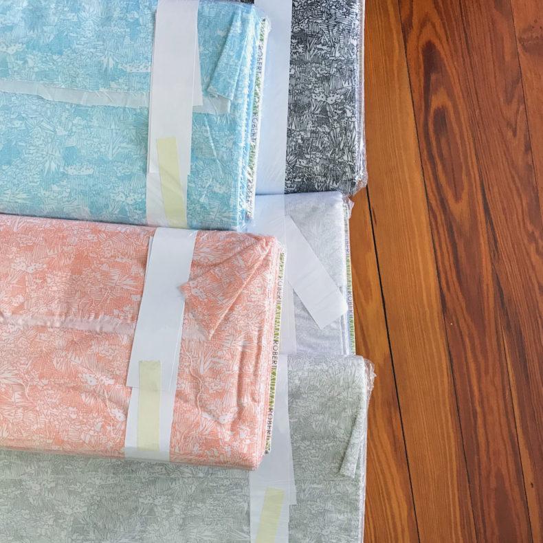 friedlander wide fabric . carolyn friedlander