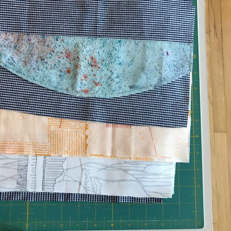 friedlander fabric pouch makings . carolyn friedlander