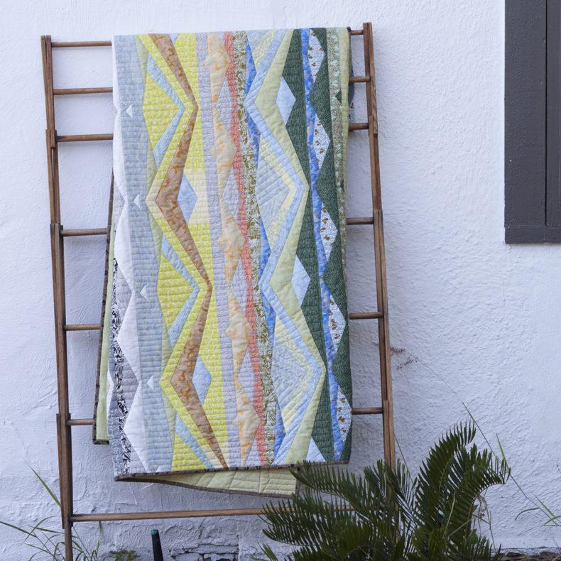 Russell Quilt Pattern . Carolyn Friedlander
