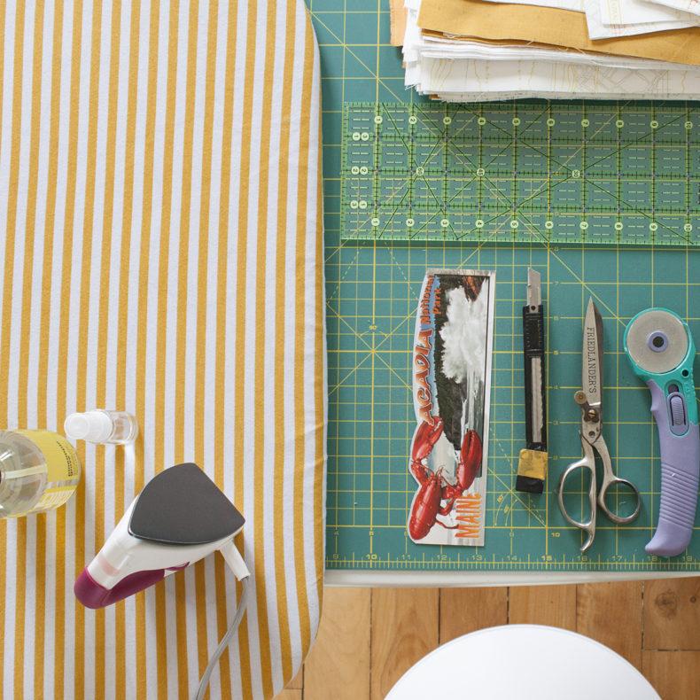 paper piecing supplies . carolyn friedlander