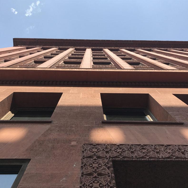 wainwright building . carolyn friedlander